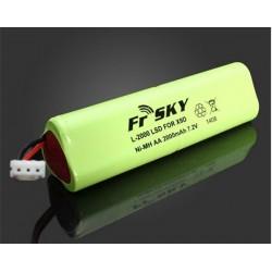 Akumulator do aparatury FrSky Taranis X9D/Plus