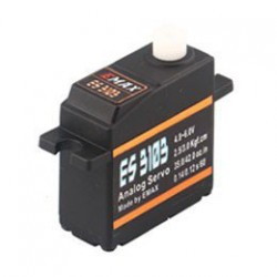 Serwo EMAX ES-3103 - 17g - 2,5kg/cm - analog
