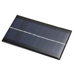 Ogniwo słoneczne 1W - 6V - 110x60x2,5mm