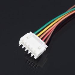 Wtyk balancera XH 4S z przewodem - Złącze balancera 5 Pinów