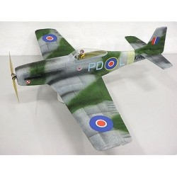 Model ESA - P-51 D IV Mustang - 800mm EPP - NPN - Aircombat RC