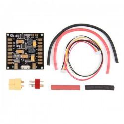 Płytka zasilająca 2-6S BEC 5,3V 3A z czujnik prądu do APM - dystrybucja prądu