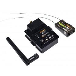 FrSky DJT moduł nadajnika typu JR (combo 3) - 1x DJT + 1x V8FR + 1x antena 2dB