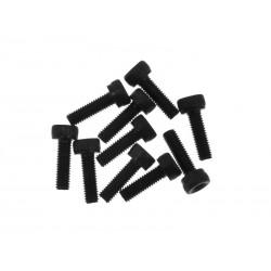 Śruba Socket M3x30 - 10 szt - pod klucz imbusowy