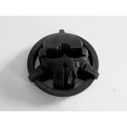 Osłona na drążki / gimbale - Taranis X9D / Plus - czarna