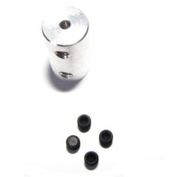 Łącznik sztywny 2.3mm - 3mm długość 18mm