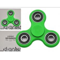 FIDGET SPINNER - Oryginał - kręci się 120 sekund - zielony