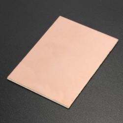Laminat do płytek PCB - 10cm x 15cm - FR4 jednostronny - miedź