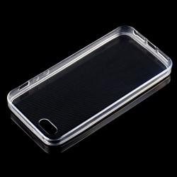 Etui, case - IPhone 5 / 5S / SE - przeźroczyste - 0,3mm ultra cienkie