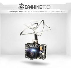 Kamera Eachine TX-01 - Mini FPV kamera z nadajnikiem 25mW 40ch