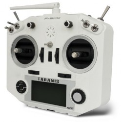 Aparatura FrSky Taranis Q X7 16CH 2,4GHz WHITE