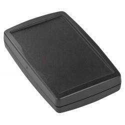 Obudowa do elektroniki Z118 ABS - 97x60x19mm - Czarna - Z miejscem na wyświetlacz