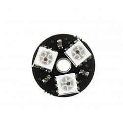 Oświetlenie LED 5050 WS2812 - 3 Bits full kolor LED RGB - CJMCU3
