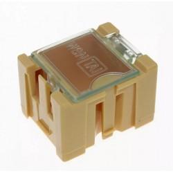 Mini pudełeczko do przechowywania elementów SMD - 32x26x22mm
