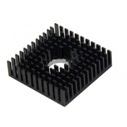 Radiator ekstrudera 40x40x11 - MK7 / MK8 - czarny