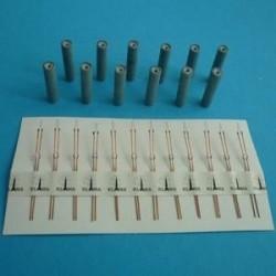 Silnik do rakiet Micro-Maxx, ciąg 0,4N - 1 szt.