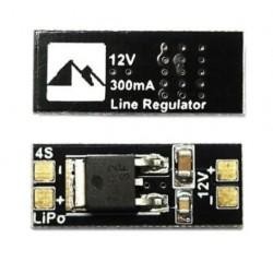 Stabilizator liniowy 16V 4S na 12V 300mA - Matek Systems