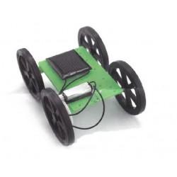 Samochód solarny - zabawka DIY - 9,2x6,3x4,4cm - do samodzielnego złożenia
