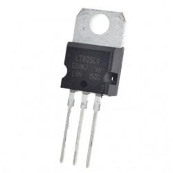 Stabilizator 5V L7805CV - THT TO220