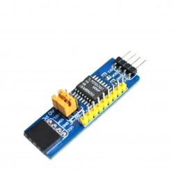 Moduł PCF8574 - ekspander wyprowadzeń mikrokontrolera