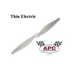Śmigło APC 9060 9x6E - bardzo duża sztywność