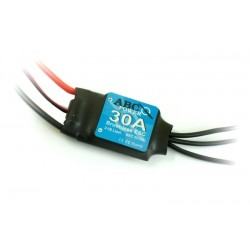 Regulator ESC ABC-Power 30A 2-3S - BEC 2A