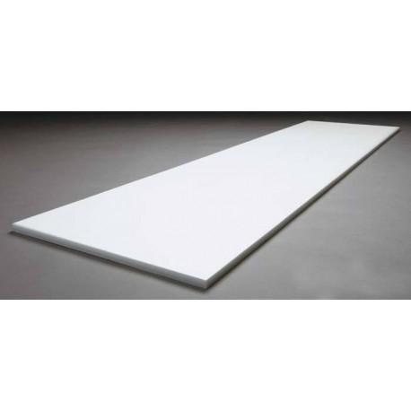 Biała płyta depronowa 1194 x 292 x 2 mm - Electrifly