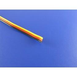 Przewód serwa 0,13 mm (26AWG) - taśma