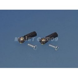 Snap Kulowy M2/M1,6/2mm - 14mm - 1 szt - 2411 MP-JET