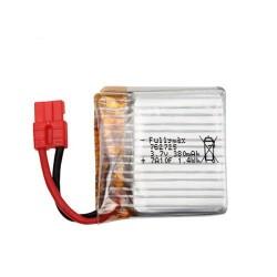 380mAh 3.7V LiPo - Syma X21/X21W