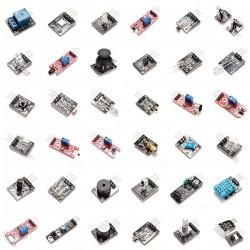 Zestaw 37 czujników do Arduino - moduły do Arduino