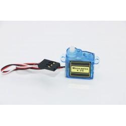 Serwo ABC-Power S-4,3 - 4,3g - 0,8kg/cm - mocne mini serwo firmy CYS