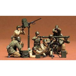 Tamiya 35086 US Gun and Mortar Team