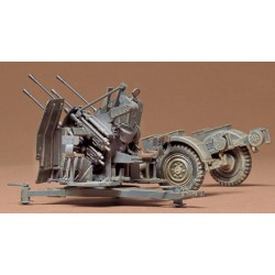 Tamiya 35091 German 2cm Flackvierling 38