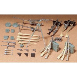 Tamiya 35111 German Infantry Weapons Set