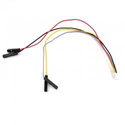 Przewody do kontrolera CC3D - 4P - Złącze MAIN, FLEXI