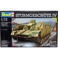 STURMGESCHUTZ IV 1:72 - REVELL - Niszczyciel czołgów - 03182