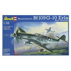 Messerschmitt BF109-10 1:32 - REVELL - Myśliwiec - 04888