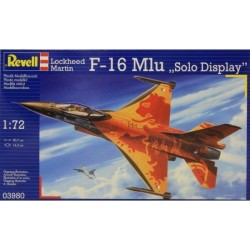 F-16 Mlu Solo 1:72 - REVELL - Myśliwiec - 03980