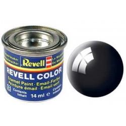 REVELL 32108 FARBA 08 BLACK MATT