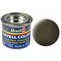 REVELL 32140 FARBA 40 BLACK GREEN MATT
