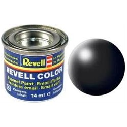 REVELL 32302 FARBA 302 BLACK SILK