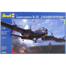Lancaster B. III 'Dambusters' - REVELL - 04295 - Bombowiec