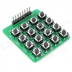 Klawiatura 4x4 micro switch - Arduino