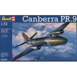 Canberra PR.9 - Revell - 04281