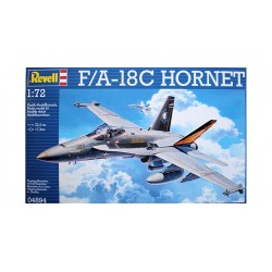 F / A-18 C Hornet - Revell - 04894