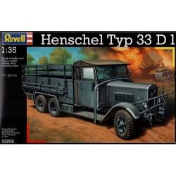 Henschel Typ 33 D 1 - Revell - 03098