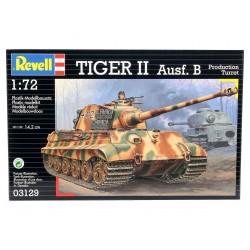 Revell - 03129 - Tiger II Ausf. B - czołg