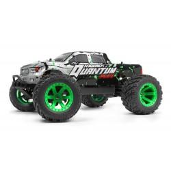 Quantum MT Flux 1/10 4WD Monster Truck - Silver - 150201