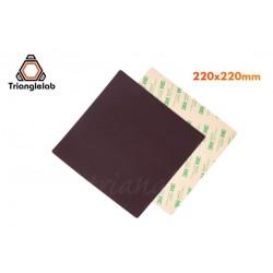 Magnetyczna naklejka - Drukarka 3D - 220x220mm - na stół, heatbed